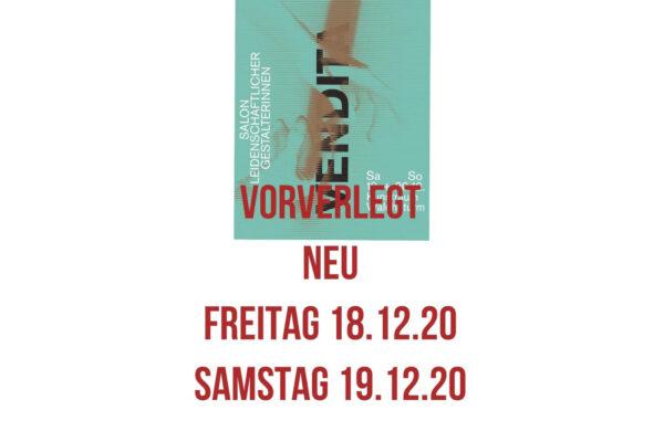 VENDITA No1 Walcheturm 18. / 19. Dez 2020