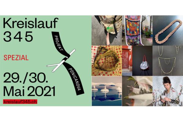 Kreislauf 345 bei PROJEKT PONICANOVA 29./30. Mai 2021 11-17 Uhr